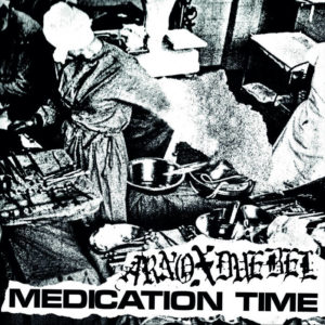 ARNOXDUEBEL/MEDICATION TIME - Split