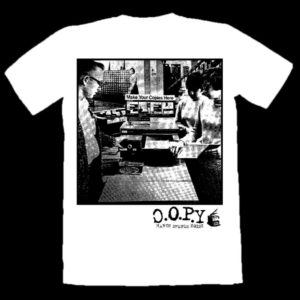T-shirt C.O.P.Y - Make Your Copys Here