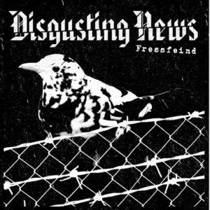 Disgusting News - Fressfeind (Gold)