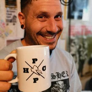 Phantom Pain Mug - Bielefeld-Hardcore