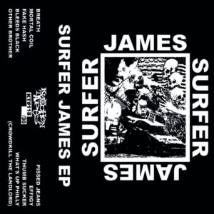 Surfer James - s/t