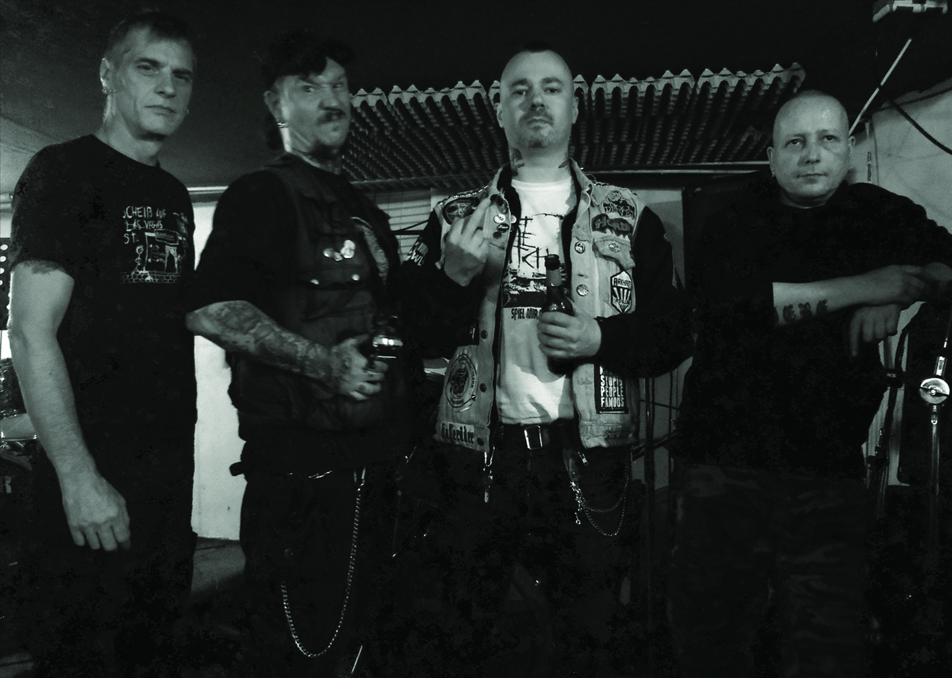 Disillusioned Motherfuckers - Band