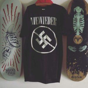 T-shirt - NIEWIEDER