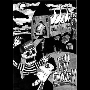 Scooter Kids Must Die - Can´t Kill Enough