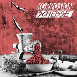 Korrosion/Scheisse - Split